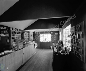 Gift Shop, Harewood Estate